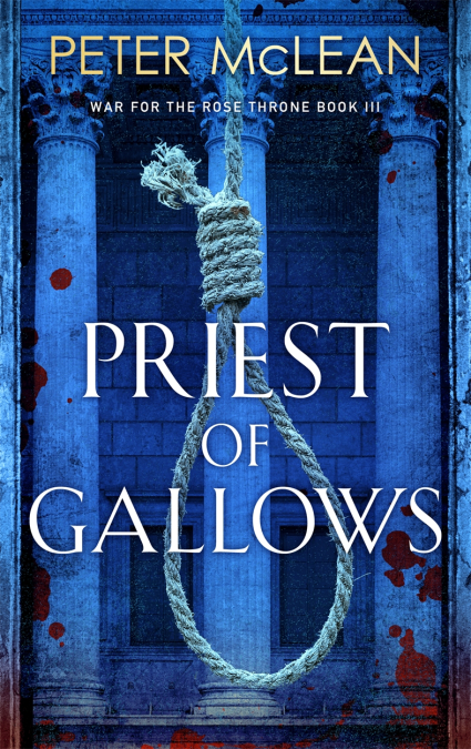 Priest of Gallows by Peter McLean