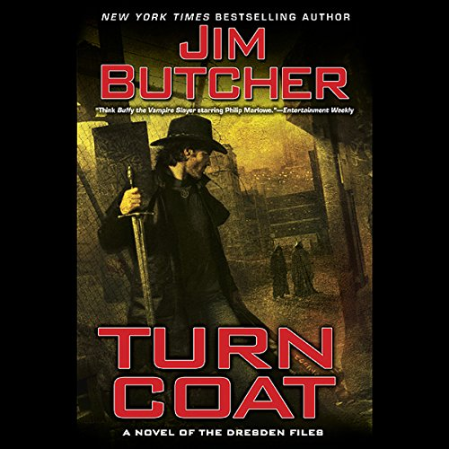 Review – Turn Coat by Jim Butcher