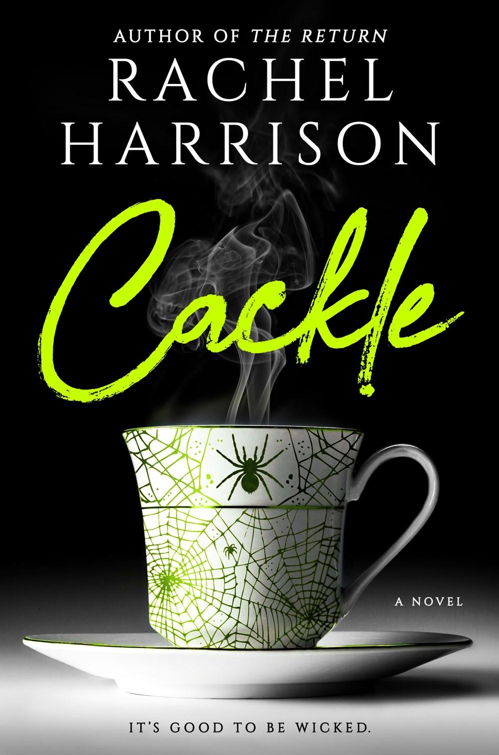 Cackle by Rachel Harrison